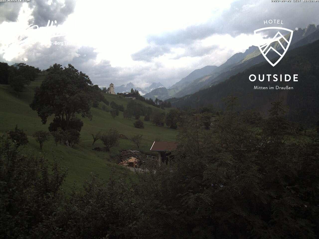 Webcam Matrei in Osttirol - Richtung ins Virgental