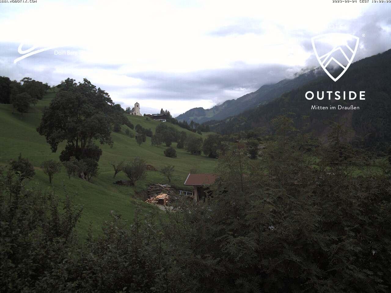Webcam Webcam Matrei in Osttirol in Richtung Virgental