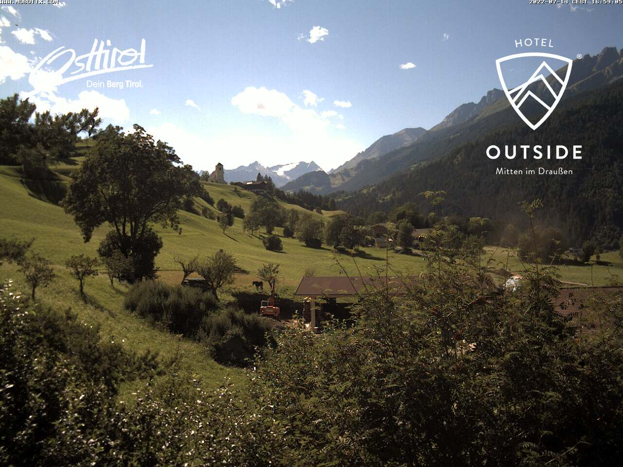 Webcam Hotel Outside | Matrei in Osttirol