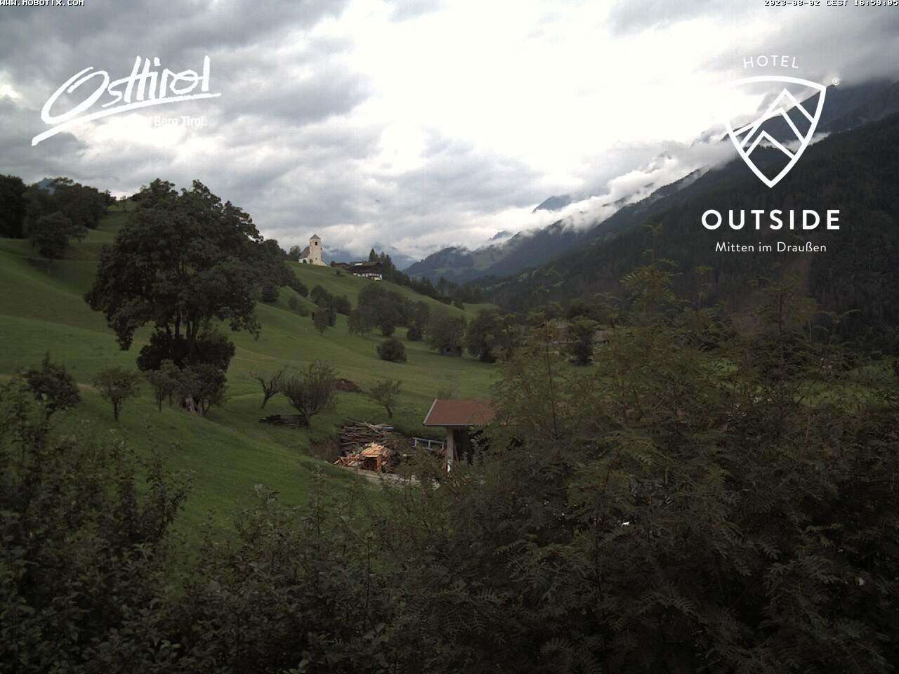 Webcam Hotel Outside   Matrei in Osttirol